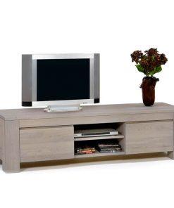 170 cm tv meubel massief eiken opberg 6000 serie