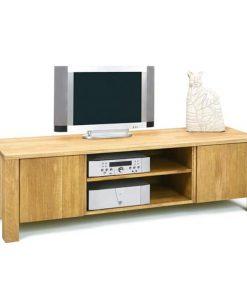 tv meubel 17 cm massief eiken km 3000 serie