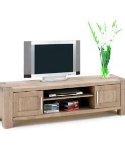 tv meubel km 5000 massief eiken 160cm strak tijdloos