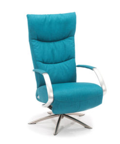 relaxfauteuil-hjort-knudsen-stof-blauw