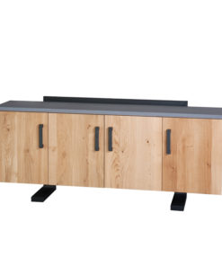 betonlook dressoir industriee
