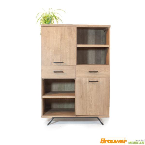 kast-eiken-boekenkast-heerhugowaard
