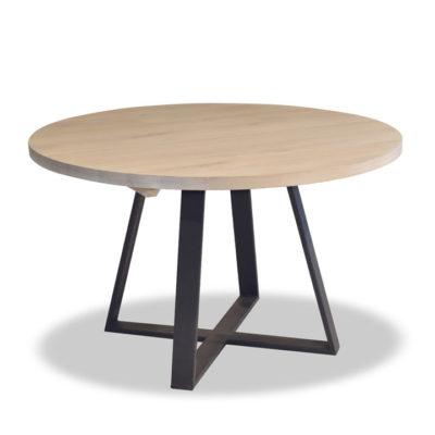ronde eettafel 130 diameter stoer