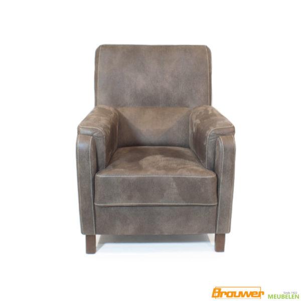 bruine-stoel-stof-fauteuil
