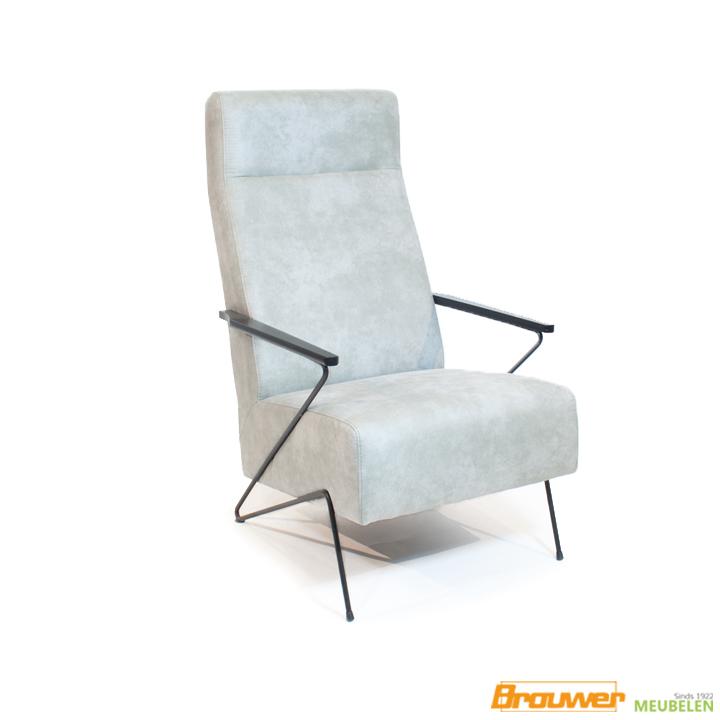 design fauteuil grijs aparte fauteuil