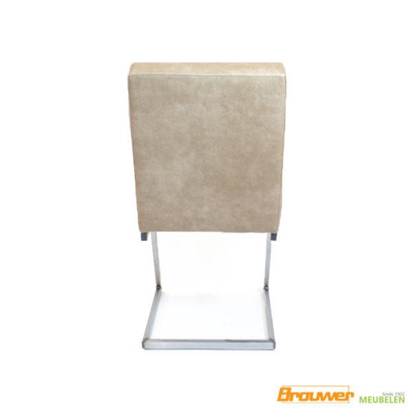 industriele meubels eetstoel eetkamerstoel bruin