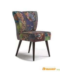 eetkamer jungle bali stoel