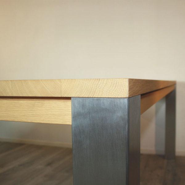 RVS poten tafel