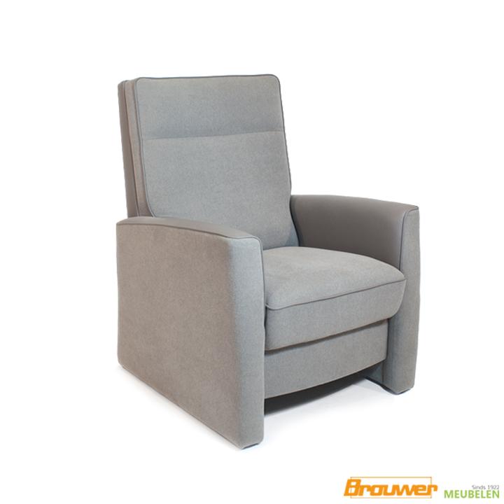 senioren meubels fauteuil grijs