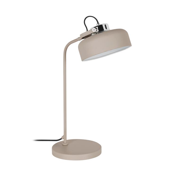 tafellamp taupe highlight classic