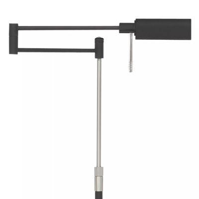 LED leeslamp 5w zwart