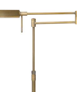 vloerlamp dimbaar brons LED 5w