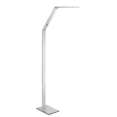 LED lamp kleur instelbaar staal zilver