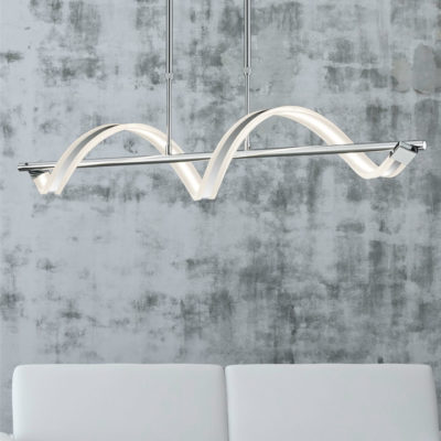 LED hanglamp design krul
