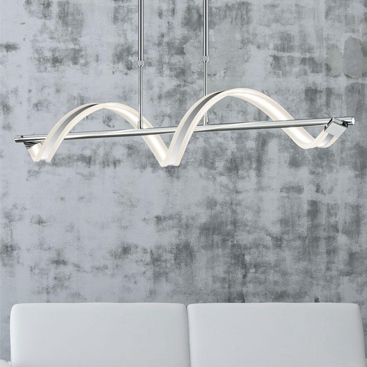 LED hanglamp design krul