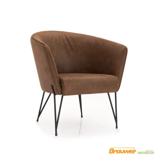 fauteuil op hoge poten kleine fauteuil