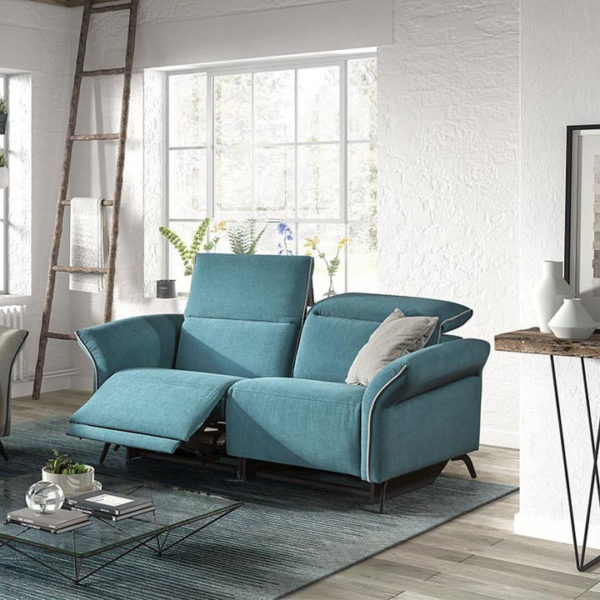 relaxbank blauw
