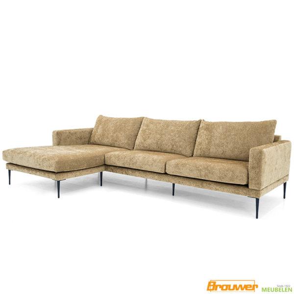 bank-goud-kleur-chaise longue-design