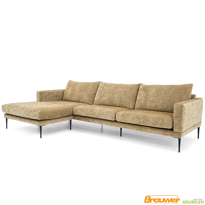 bank-goud-kleur-chaise longue-design