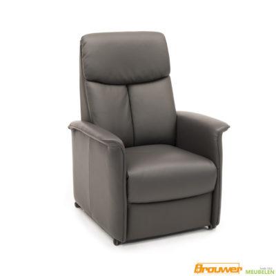 staop fauteuil leer senioren stoel elektrisch