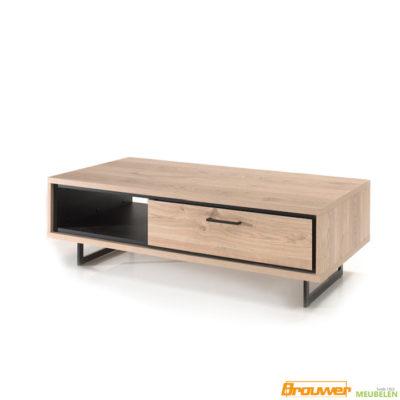 salontafel met lade 125 cm