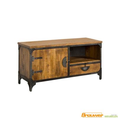 tv-meubel-120-cm-mangohout-towerl-basto