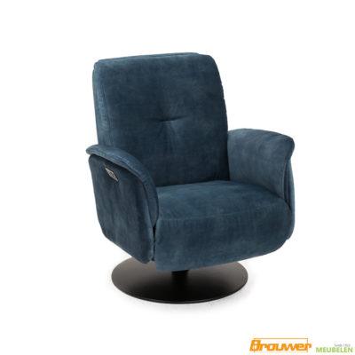 kleine-relaxfauteuil-kuip relax fauteuil blauw