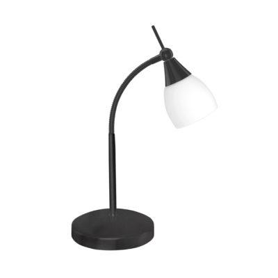vloerlamp zwart flexibel Touchy