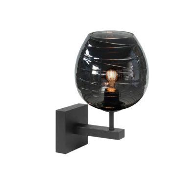 wandlamp fantasy smokeglas