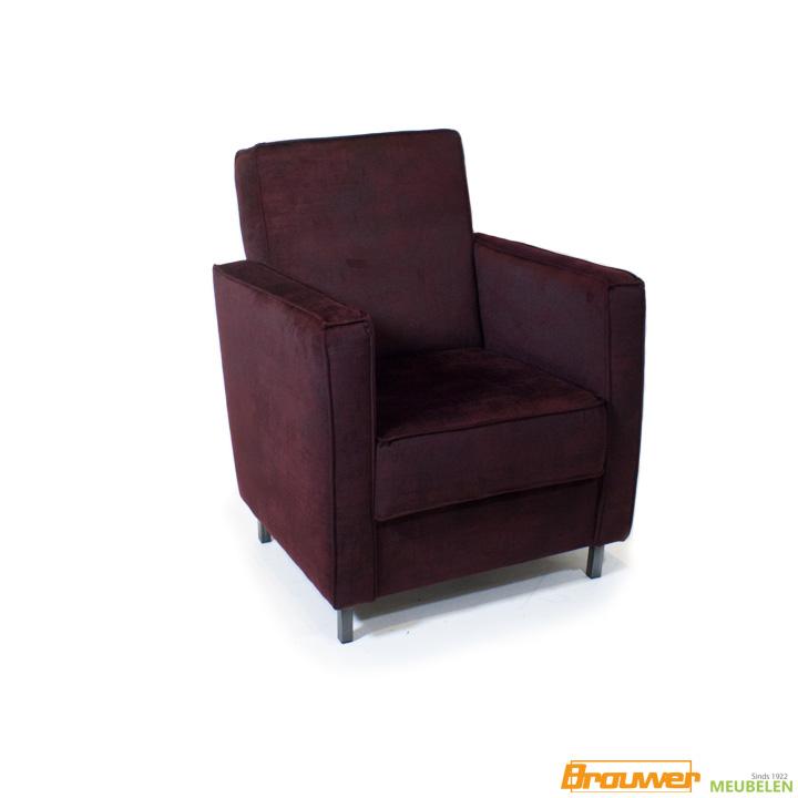 fauteuil bordeaux rood tijdloos