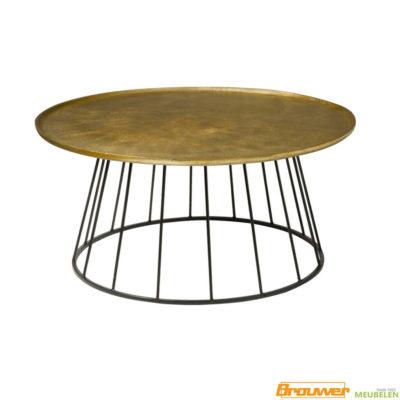 gouden-salontafel-rond-open-opstaande-rand