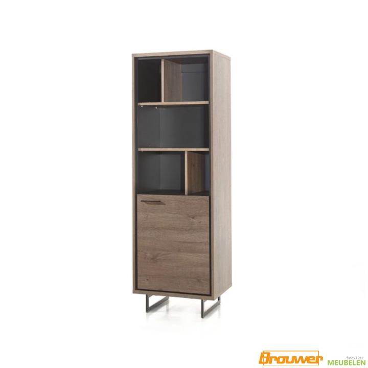 boekenkast-bruin-donker-esther-lievens