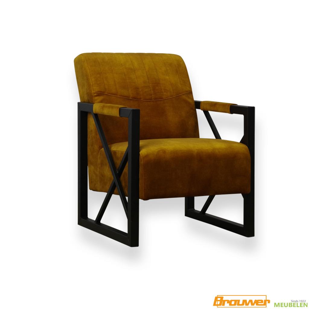 industriële fauteuil metaal industrieel