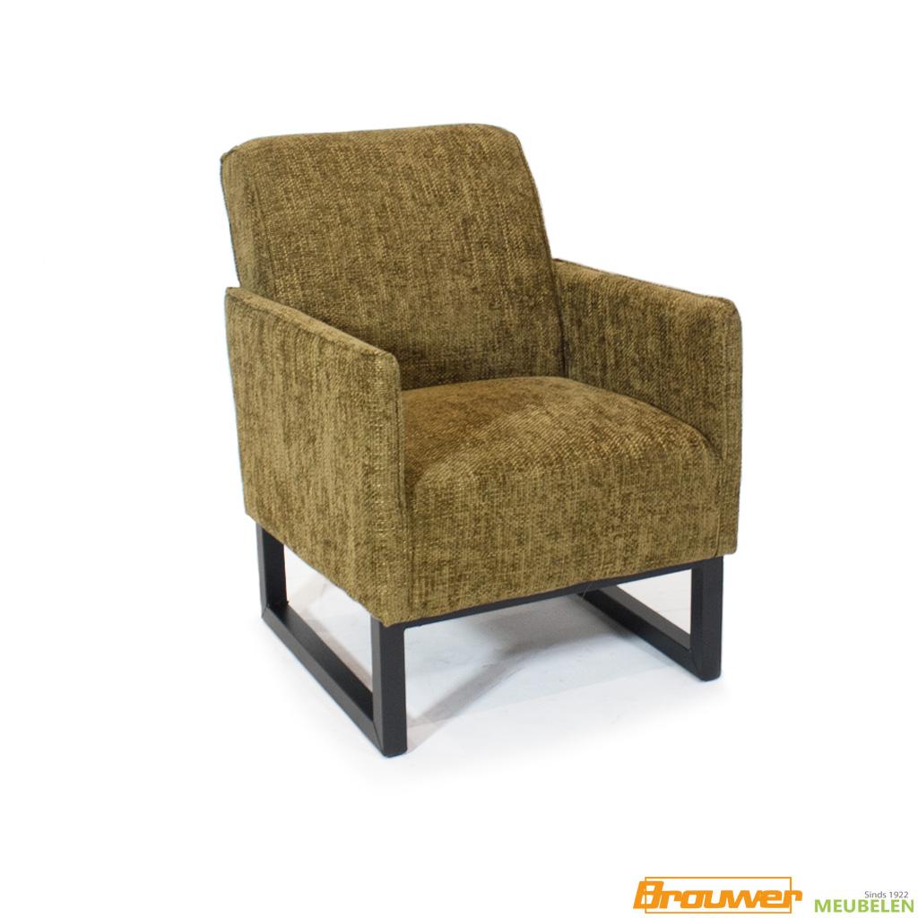 fauteuil renegade stof goud grove stof